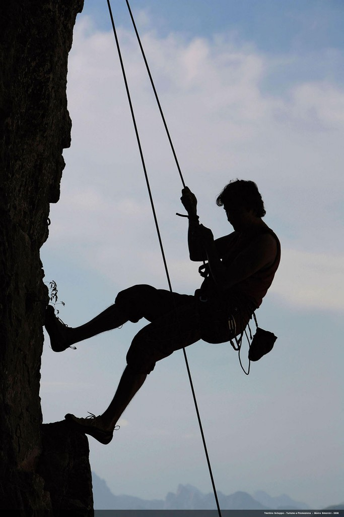 Arco Klettern