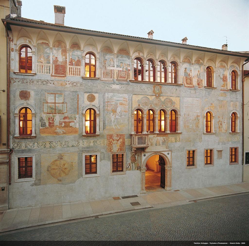 Trento,  Geremia Palast