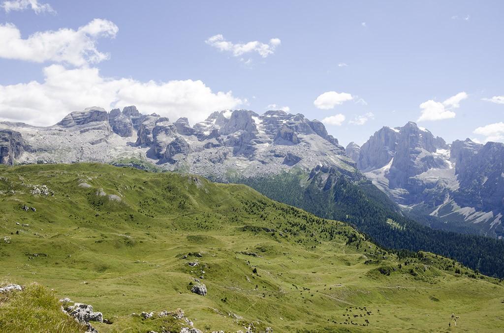 Brenta Dolomiten und die Region Paganella