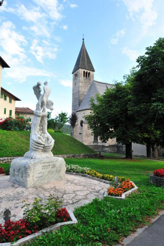 Kirche Martir in Sanzeno