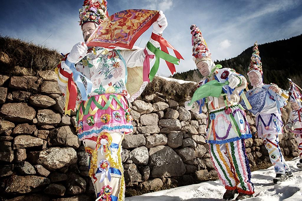 Trentino Karneval