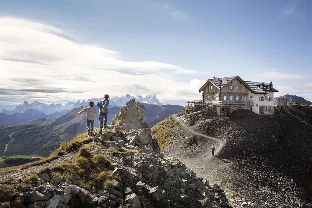 Trentino Wandern im Herbst